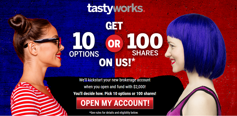 Tastyworks Review And Sign Up Promotion – All You Need To Know