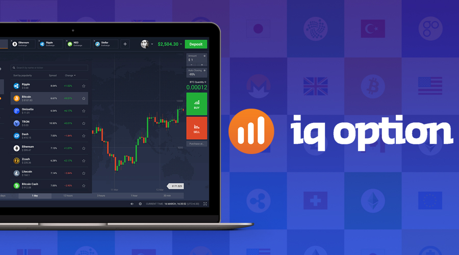 Does IQ Options Have A Paper Trading Account?